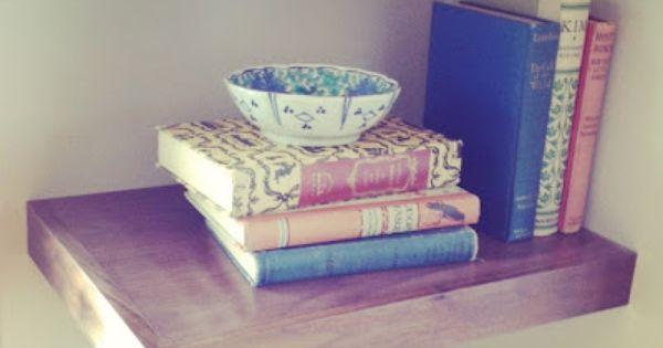 corner shelves!