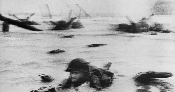 d day assault on fortress europe