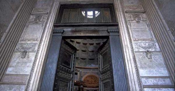 Pantheon Door Jpg 400 264 The Pantheon Rome Tours Rome Tour Guide