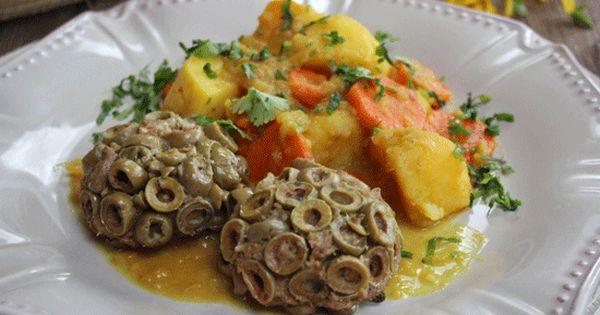 Jetez un il emtebel be zitoun viande - Cuisine algerienne facebook ...