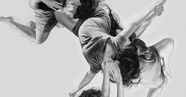 Bodies in Motion by Leah Yerpe | Inspiration Grid | Design Inspiration