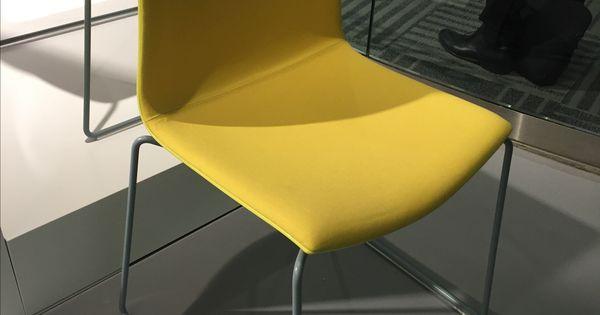 Arper Catifa 46 Upholstered Duochrome Events Neocon