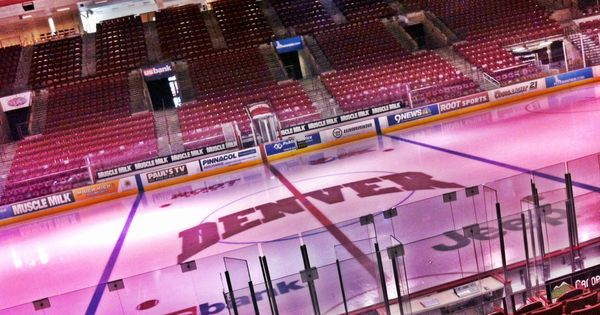 Pin By Daniels College Of Business Un On University Of Denver Home Sweet Home University Of Denver College Hockey Hockey Arena