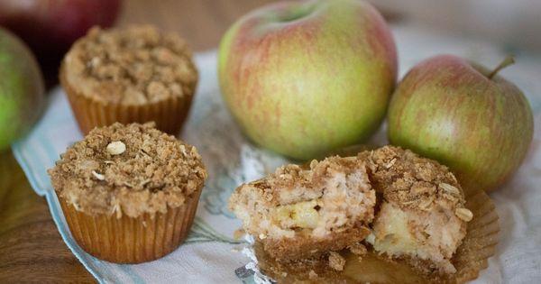 Apple Crisp Muffins | Bread | Pinterest | Muffins, Apples and Apple ...