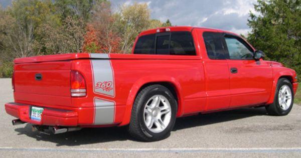 1998 Dodge Dakota R T By Paul Pierzecki Dodgedakotart Com Dodge Dakota Dodge Dakota Rt Dodge