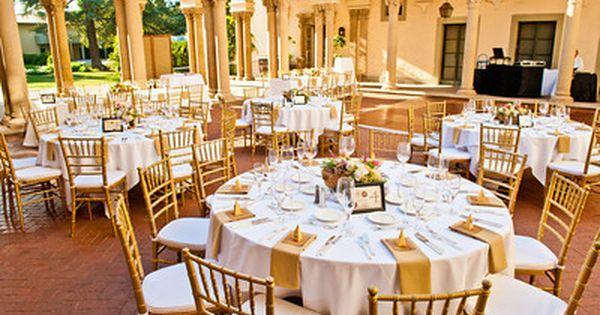 Linen Wedding Anniversary Gift Ideas: 50th Anniversary Outdoor Party Ideas