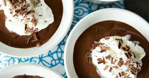 Chocolate Dessert Americas Test Kitchen