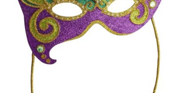 Mardi Gras Mask Decor This Is Great It 39 S On A Stand And