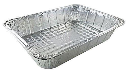 Handi Foil 14 X 10 X 3 Deep Oblong Lasagna Casserole Bbq Aluminum Pan Ref 367 Pack Of 100 Lasagna Casserole Aluminum Pans Big Meals