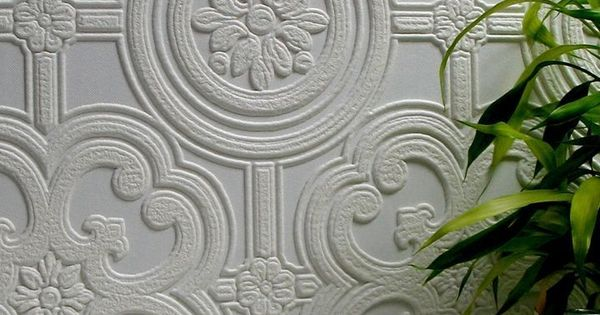 traditional ceiling tile paintable wallpaper