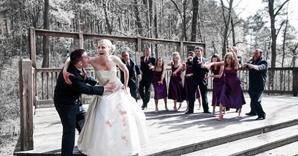 Zombie Wedding Gifts: State College Wedding Photos