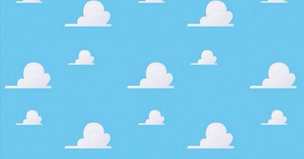Toy Story clouds Wallpaper Pinterest See best ideas