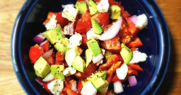 Best Around The World Salad >>> The healthy salad recipe you can