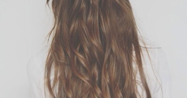 Soft waves & waterfall braids
