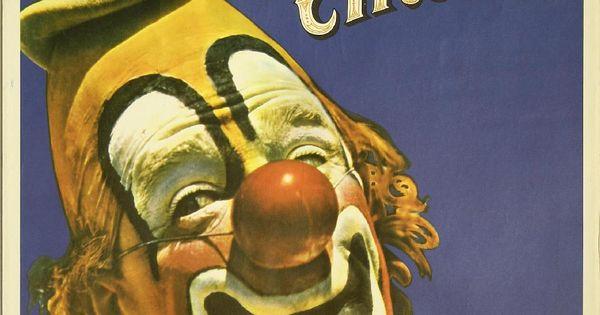 vintage circus posters | Samuel Owen Gallery > Vintage ...