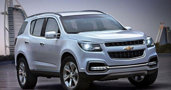 Chevrolet Trailblazer Chevrolet Trailblazer Trailblazer Car