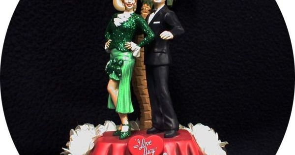 cuban wedding cake toppers amp ricky i cuba green wedding cake topper top 13138