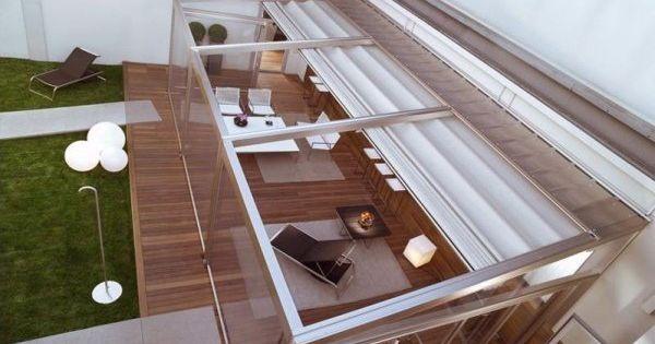 auvent de terrasse en aluminium pour votre espace ext rieur pergolas design and villas. Black Bedroom Furniture Sets. Home Design Ideas