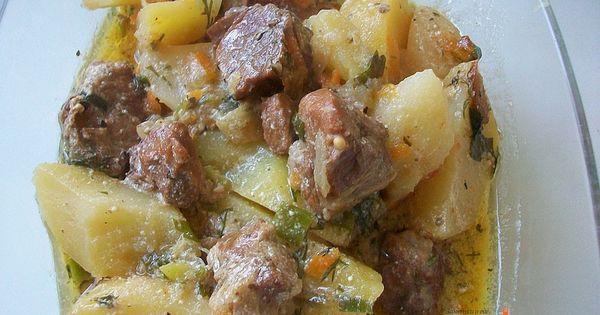 Картошка по-французски с грибами и мясом в мультиварке рецепты