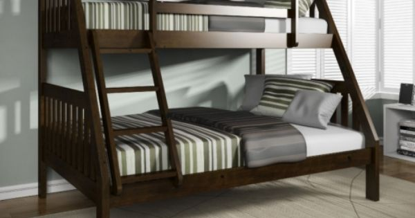 Pinehurst Twin Over Full Bunk Bed Espresso Finish Hom Furniture Dream Board Pinterest