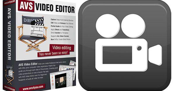 avs video editor serial keygen patch