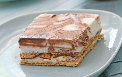 smores pie ice cream pie