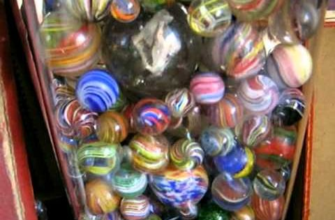Antique Handmade Glass Marbles All Different Types Handmade Glass Glass Marbles Marble
