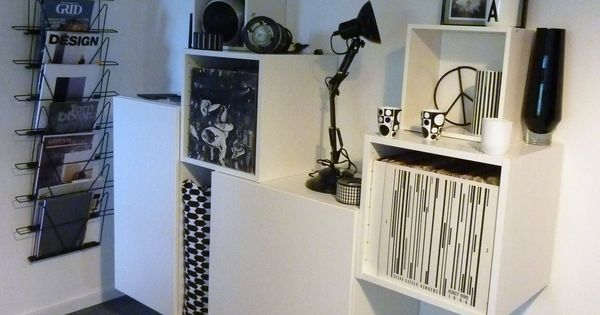 ikea hack alternative muuto stacked cubit home styling pinterest hus. Black Bedroom Furniture Sets. Home Design Ideas