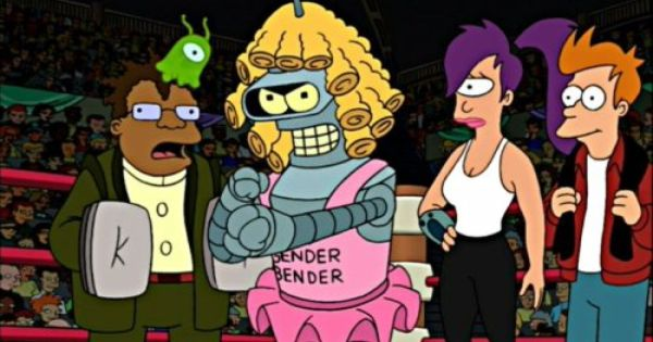 Futurama Canceled Again After Seven Seasons On Comedy Central
