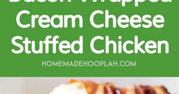 Cream cheese stuffed chicken, Cheese stuffed chicken and Stuffed ...