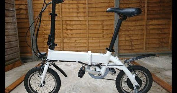 Folding Electric Bike Review Freego Em 14 Tnc Honest Reviews