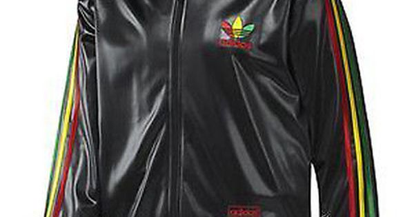 chaqueta adidas bomber jamaica