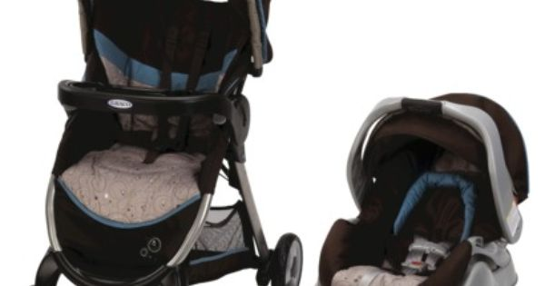 Graco Scribbles Travel System