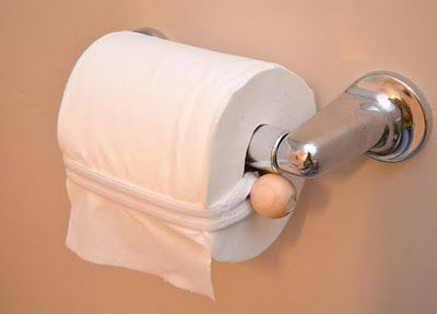 Toilet Paper Roll Saver