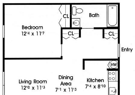 24 x 24 mother in law quarters plan with laundry room for Mother in law quarters plans