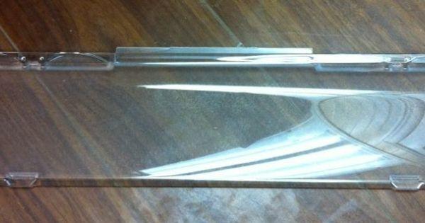 Venmar 01752 Range Hood Light Cover Diffuser Replacement