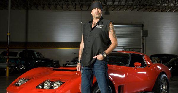 """Nissan Rogue Accessories >> Danny """"El Conde"""" Koker y un Chevrolet Corvette ´75 - Locos ..."""