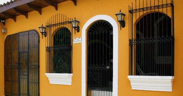 Fachadas coloniales for the home pinterest http for Imagenes de casas coloniales