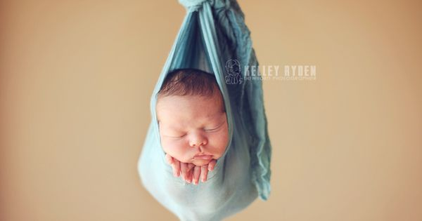 Kelley Ryden newborn