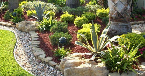 Pristine landscapes fort lauderdale landscaping company for Landscaping rocks broward county