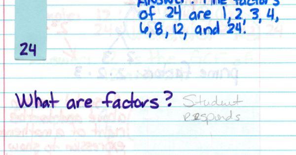 many great math ideas