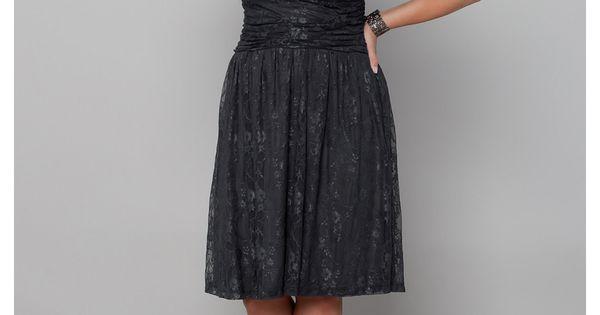 Luna lace dress by kiyonna from lane bryant http www for Lane bryant wedding dress