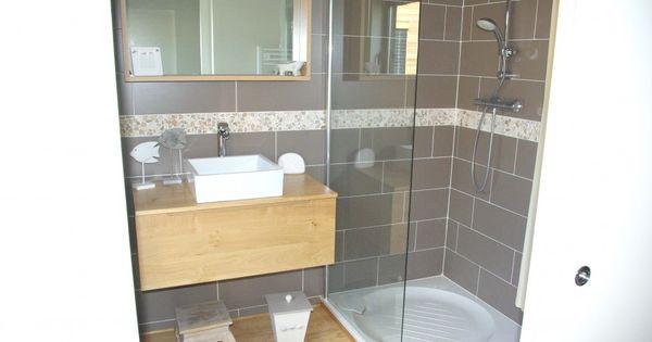 Salle d 39 eau suite parentale sdb adrien flo pinterest for Petite salle de bain suite parentale