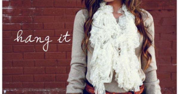 19 DIY Fashion Projects - Fashion Diva Design