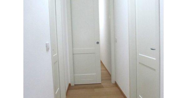 Porte interne bianche laccate firenze firenze - Idee porte interne ...
