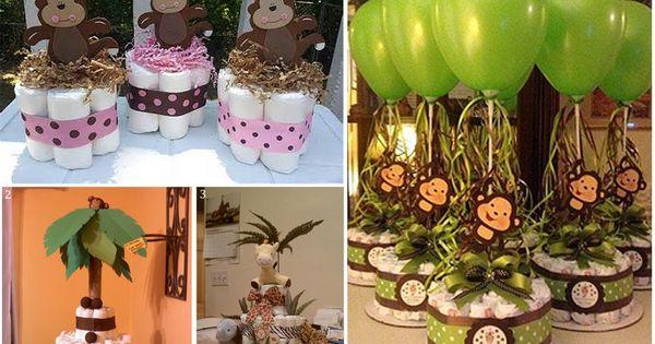 Decoraci n safari ideas para fiestas infantiles tem ticas - Estrellas decoracion infantil ...