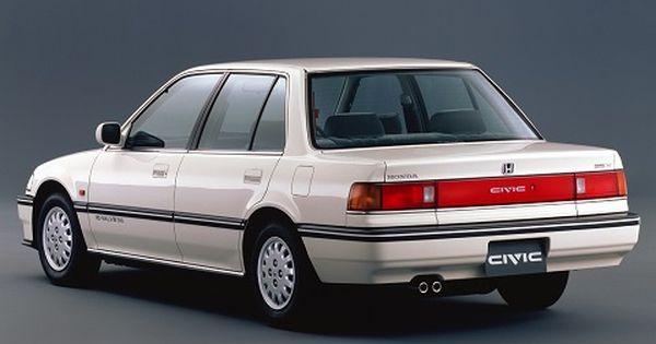 41+ Honda civic ex 1991 trends