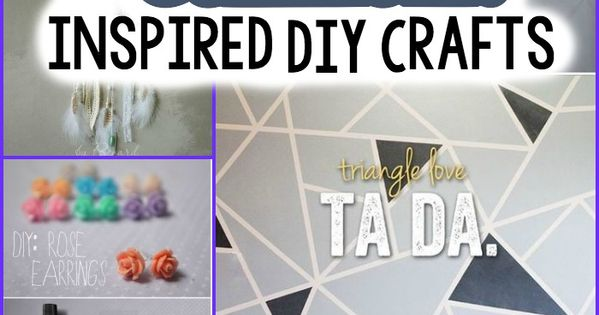 14 Tumblr Inspired DIY Crafts - A Little Craft In Your DayA