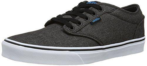 Vans Mens Atwood Textile BlackHawaiin Ocean Skate Shoe 85 Men US ...