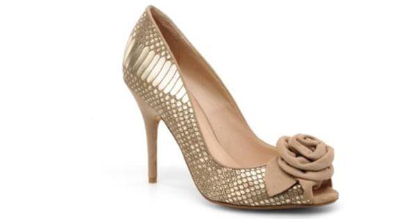 Quelles chaussures porter avec une robe de mariée vintage ?  Mariage ...